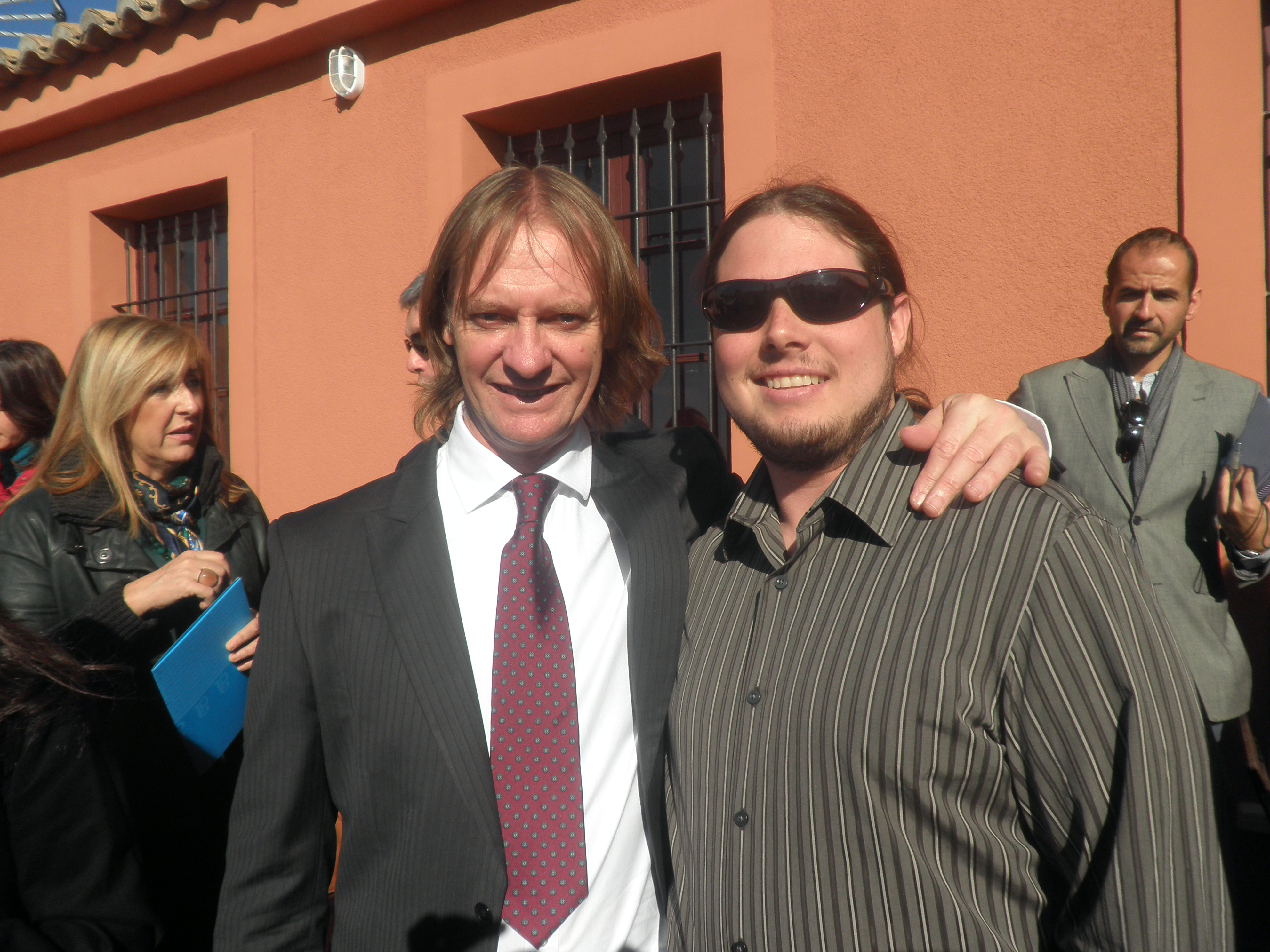 with David Russell